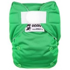 Anavy-Easy na suchý zip Les