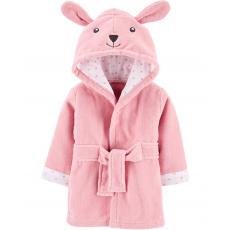 CARTER'S Župan s kapucí a oušky Bunny dívka LBB 0-9m, vel. 74