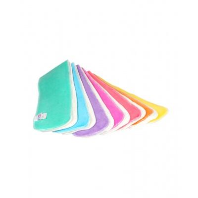 Petit Lulu-Vkládací pleny–bavlněný velur 10 ks
