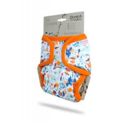 Petit Lulu-Svrchní kalhotky jednovelikostní pat-Cesta do pravěku