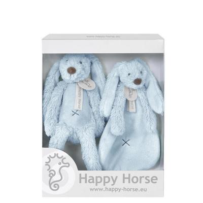 Happy Horse - králíček Richie SET modrý
