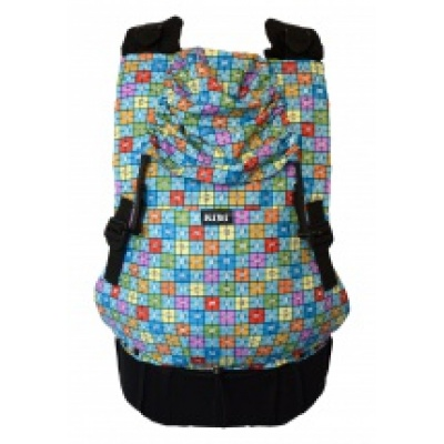 KIBI-NosítkoEVO Tetris+slintáčky