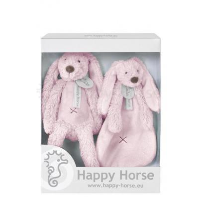 Happy Horse - králíček Richie SET růžový