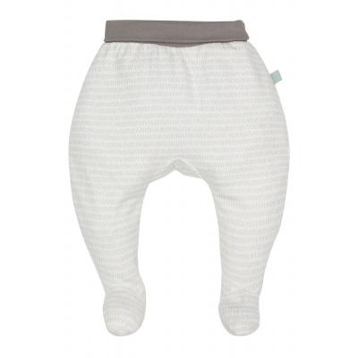 Gmini Kalhoty do pasu s ťapkou neutrál Hrošík 68 cm
