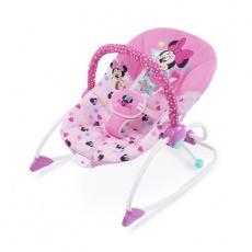 Húpatko vibrující Minnie Mouse Stars & Smiles Baby 0m +, do 18kg, 2019