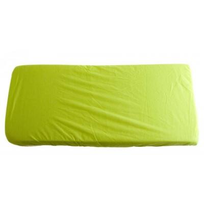 KAARSGAREN-2v1 Zelené prostěradlo 80x200cm a chránič matrace
