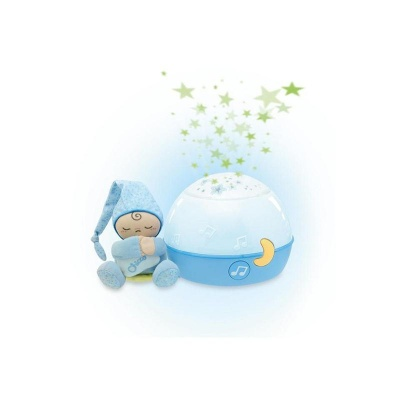Chicco Projektor GoodNight Stars - modrý 0m+
