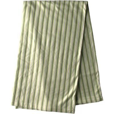 KAARSGAREN-Deka letní bambusová zeleno hnědý proužek