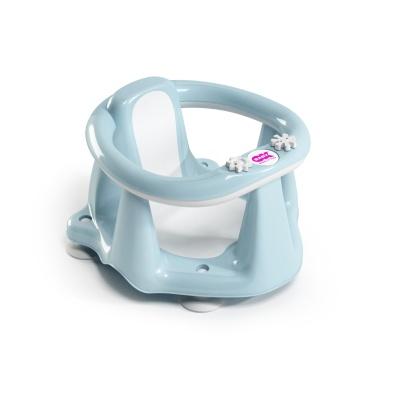 OK Baby Sedátko do vany Flipper Evolution světle modré 55