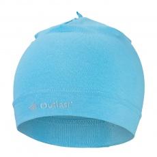 Little Angel-Čepice tenká Outlast® - modrá Velikost: 2 | 39-41 cm