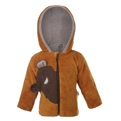 Little Angel-Kabátek MAZLÍK KOALA Outlast® - medová Velikost: 68