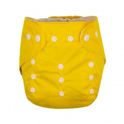 Gmini Kalhotky plenkové žlutá UNI