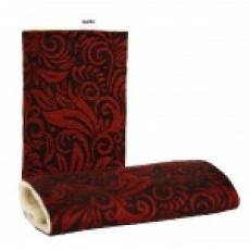 Kibi-Chrániče ramenních popruhů-Flora Red velvet