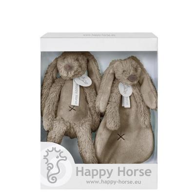 Happy Horse - králíček Richie SET hnědý
