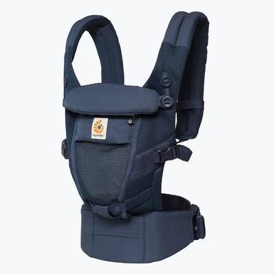Ergobaby- Adapt Nosítko COOL AIR MESH - Deep Blue