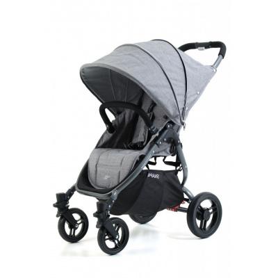 valco baby Kočárek sportovní Valco Snap 4 Tailor Made Grey Marle metalická šedá konstrukce