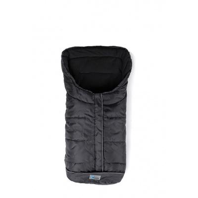 Altabébé Fusak zimní Easy Lux černo - černá