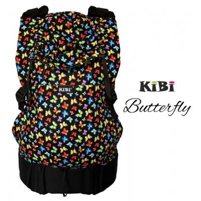 KIBI-NosítkoEVO Butterfly+slintáčky