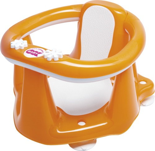 OK Baby Sedátko do vany Flipper Evolution oranžová 45
