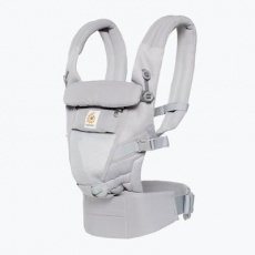 Ergobaby- Adapt Nosítko COOL AIR MESH - Pearl Grey