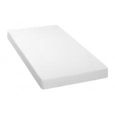 KAARSGAREN-2v1 Bílé prostěradlo 41x90cm a chránič matrace