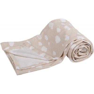 KAARSGAREN-Letní deka obláčky