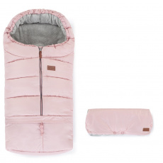 Petite&Mars Fusak nastavitelný 3v1 Jibot Flamingo Pink