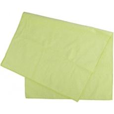 KAARSGAREN-Oboustranná froté podložka zelená 50 x 80 cm