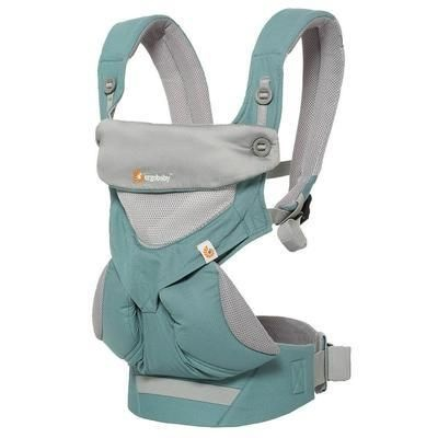 Ergobaby- Nosítko 360-Cool Air Icy Mint
