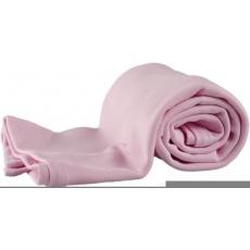 KAARSGAREN-Letní deka z biobavlny růžová