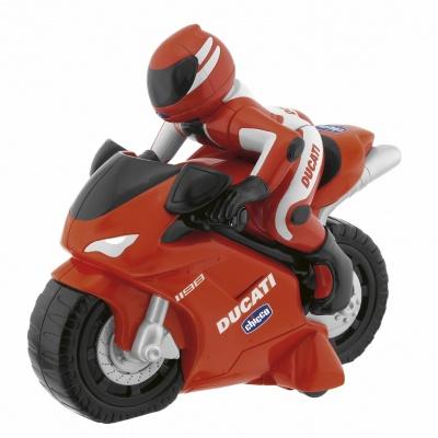 Chicco Hračka motorka Ducati na dálkové ovládání 2+