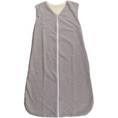 KAARSGAREN-Celoroční merino spací pytel šedý 120 cm