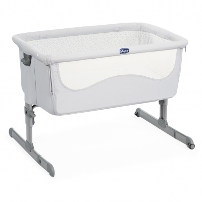 Chicco Postýlka Next2Me - Light Grey