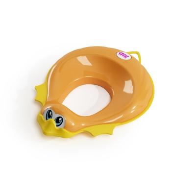 OK Baby Redukce na WC Ducka oranžová 45