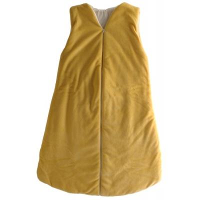 KAARSGAREN-Dětský spací pytel žlutý 90 cm