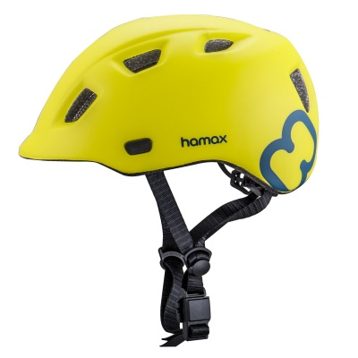 Hamax Cyklohelma Thundercap Green 47-52
