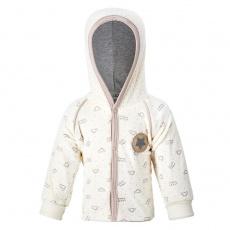 Little Angel-Kabátek NICKI Outlast® - natur Velikost: 56