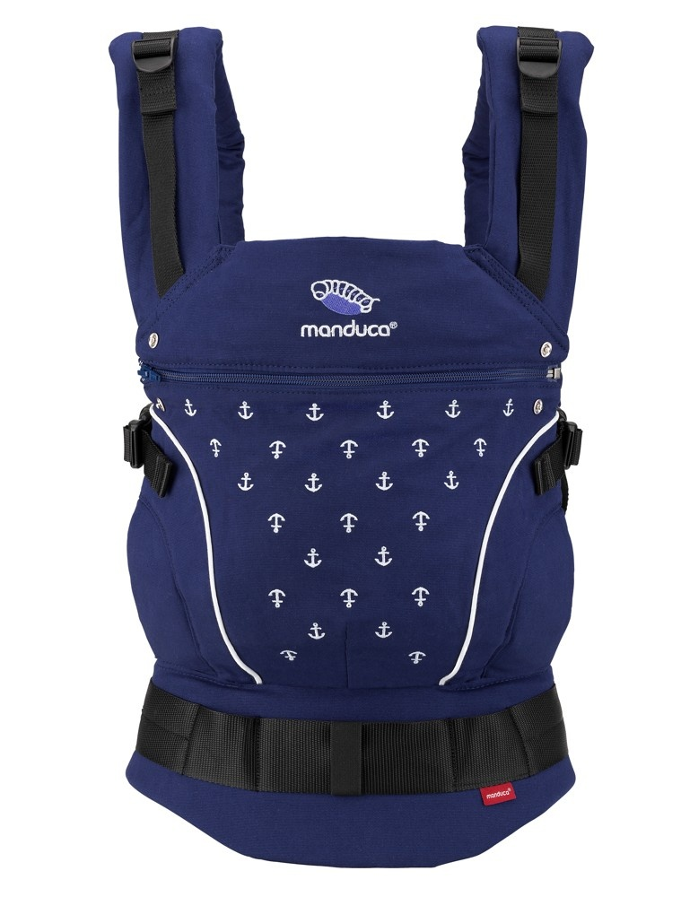 Manduca-Nosítko Blue Anchors
