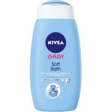 NIVEA Baby Krémová pěna do koupele 500 ml