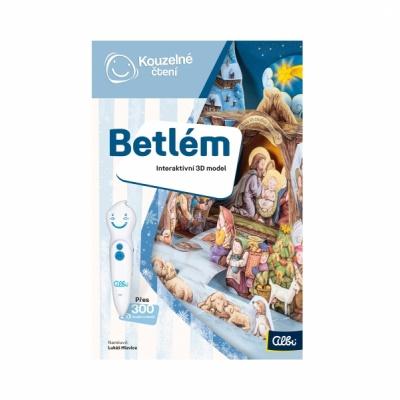 Albi-Kouzelné čtení Betlém