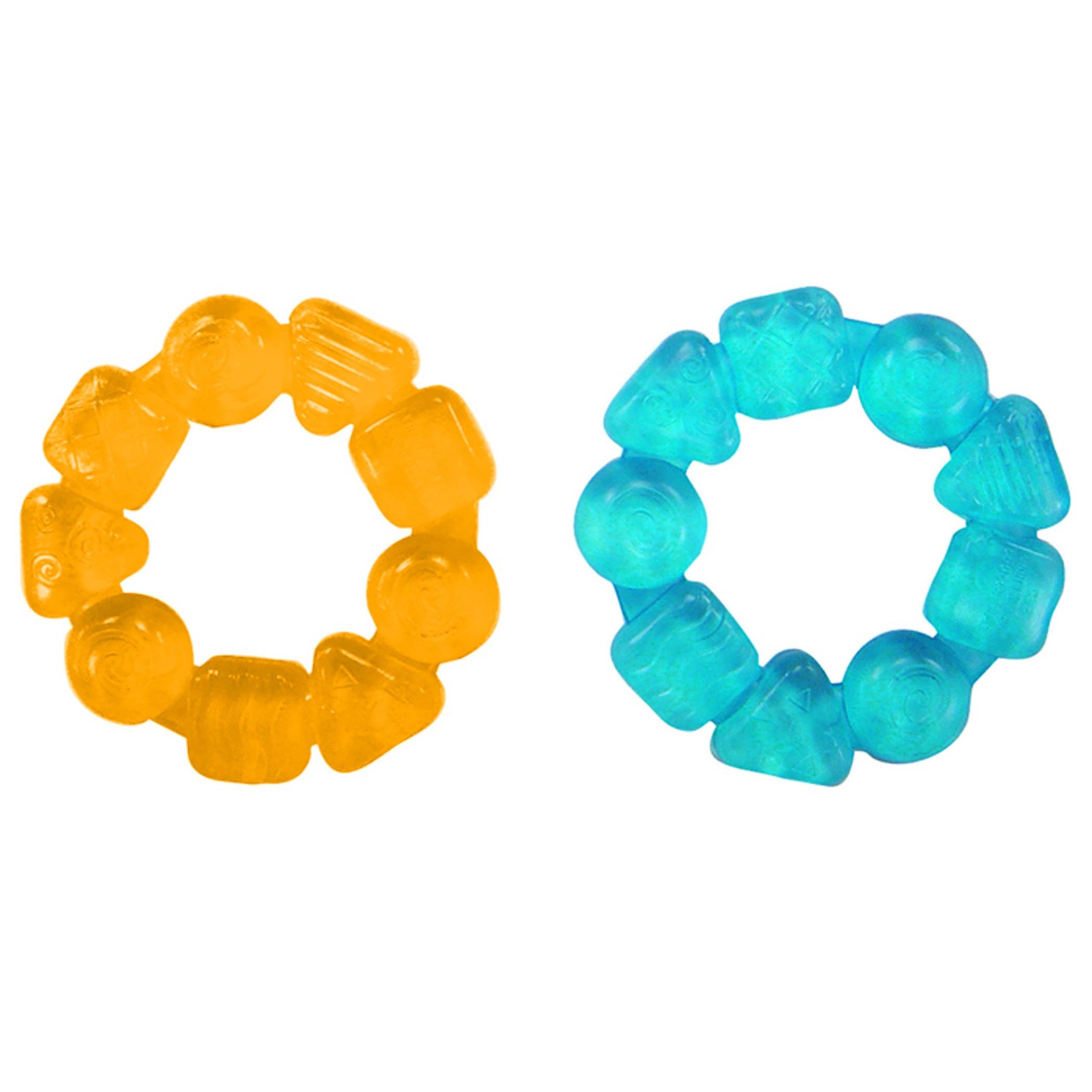 Bright Starts Kousátko Teethe Around modrá 3m+
