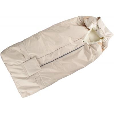KAARSGAREN-Fusak béžový s fleece podšívkou
