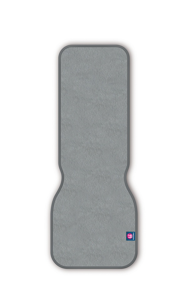 Petite&Mars Vložka do autosedačky 3D Aero sv.šedá 15-36 kg Petite&Mars