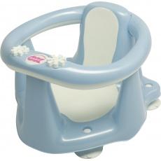 OK BABY Sedátko do vany Flipper Evolution - světle modré