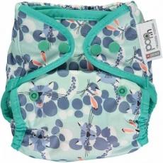 Pop-in svrchní kalhotky All popper Snow Leopard-PAT