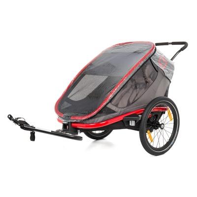 Hamax OUTBACK & AVENIDA TWIN Rain Cover DOUBLE - pláštěnka pro dvoumístný vozík