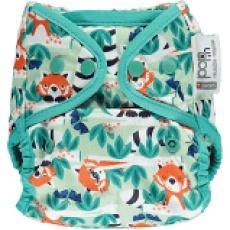 Pop-in svrchní kalhotky All popper Red Panda-PAT